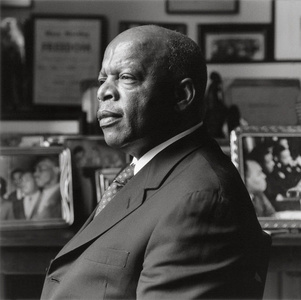 U.S. Congressman  and Civil Rights Leader, John Lewis