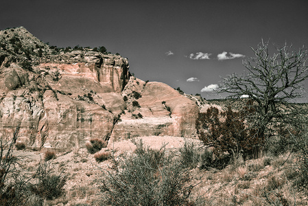 Ghost Ranch, New Mexico.